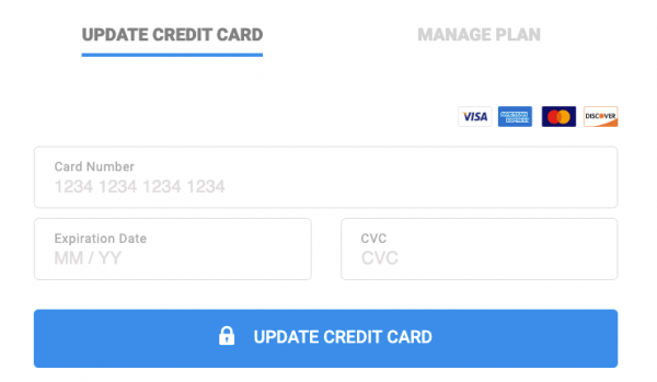 Preventing failed payments