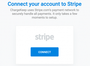 Connect to Stripe